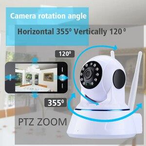 Image 3 - Ouertech 1080P Cloud HD Camera Ip Wifi Camera Giám Sát Trẻ Em Nhìn Xuyên Đêm Camera Không Dây Nhà Camera Giám Sát An Ninh