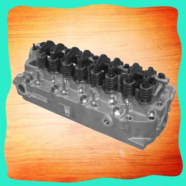 4d56 completo/cabeça do cilindro 4d55 md109733 md185918 md305542 md185922 para mitsubishi montero pajero l300 canter
