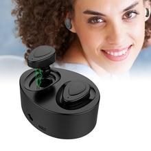 TWS K2 Bluetooth Earphone True Wireless Earphones Stereo Headset Handsfree Earbuds with MIC Charging Box for