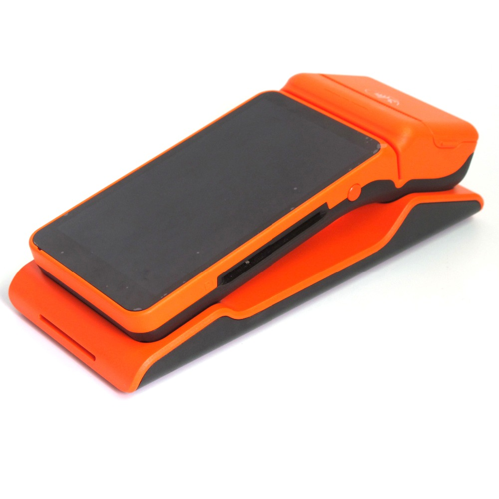5 5 Display Mobile Wireless Android Data Collector Handheld POS terminal Computer 1D 2D QR Barcode