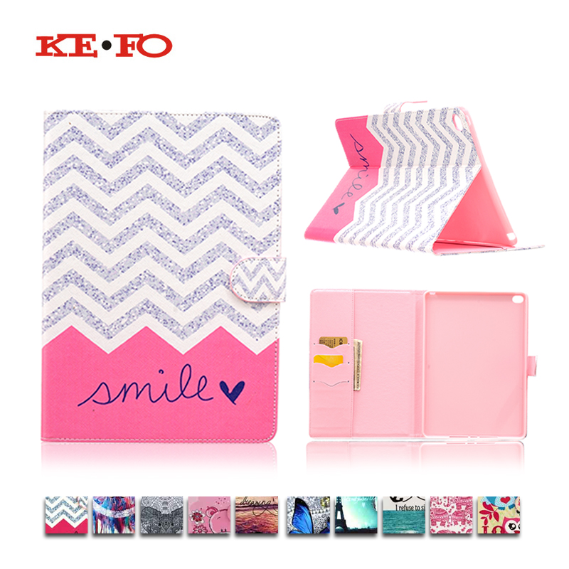 Fashion style PU Leather Case Cover funda For Apple iPad mini 4 Tablet Stand Cases For mini4 A1538 A1550 With Card slots for kis