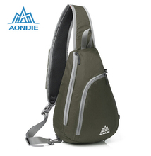 AONIJIE Men Women Hiking Sport Climbing Bags Crossbody Shoulder Sling Bag Sport Hiking Camping Messenger Bags