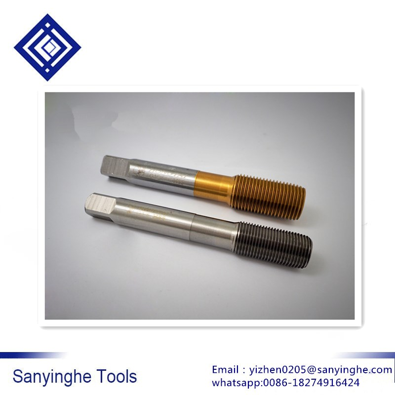 High quality Free shipping Squeeze  Piping Thread Tap NPT1/8 NPT3/8 NPT1/4 NPT3/4 NPT1/16 NPT1/2 Milling Cutter     - title=