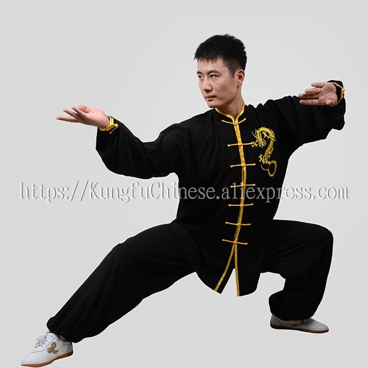 ФОТО Chinese wushu uniform Kungfu clothing Martial arts garment changquan clothes taichi outfit for men women children girl boy kids