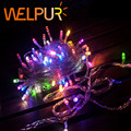 20m 9 color AC110/220V led string light 200 leds wedding partying xmas christmas tree decoration lights,led christmas light
