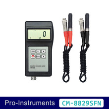 Landtek CM-8829SFN 50mil 1250um Detachable Probe Galvanized Coating Thickness Gauge Measuring Instruments Thickness Meter