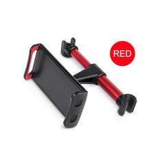 купить New Car Back Seat Car Holder Extendable and Rotatable Car Phone Holder Tablet Holder Stand Mount Support Car Headrest Bracket по цене 603.2 рублей