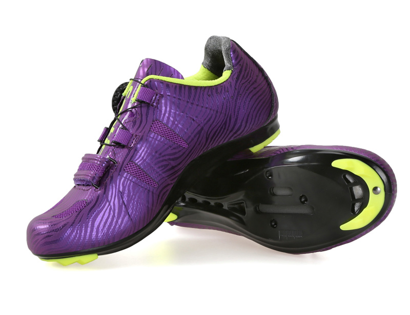 Carbon cycling shoes