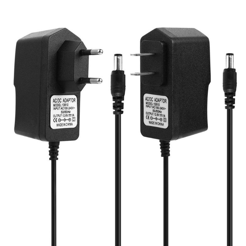 ALLOYSEED AC 110-240V to DC 4.2V 8.4V 12.6V 16.8V <font><b>21V</b></font> 1A 2A Charger <font><b>Adapter</b></font> For 18650 Lithium Battery Charger Plug Power <font><b>Adapter</b></font> image