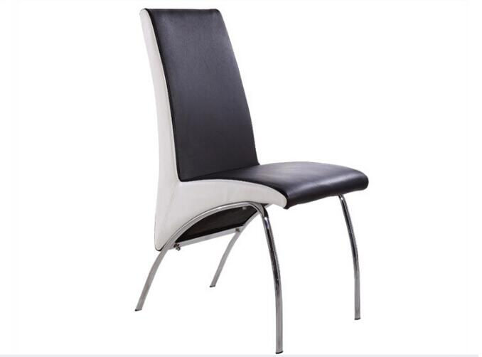 stainless steel dining room chairs | 4 PCS free shipping stainless steel soft chair. The living ...