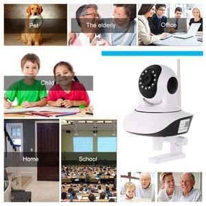 Image 5 - 1080P Wireless Pan Tilt HD WIFI IP Camera 2.0MP Support PTZ Two way Audio Night Vision Temperature&Humidity Sensor Baby monitor