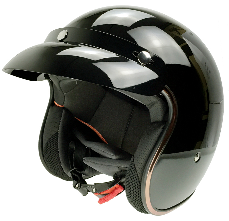 Harley Retro Helmet Vintage Motorcycle Helmet Motocicleta Open Face Cacapete Moto Bike Casco Casque CG511 DOT Certification