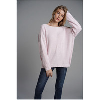 Winter New Fashion sweater women Pull loose plus size reversible patchwork knitwear sexy V neck backless sweater woman pullover