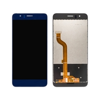 50PCS Lot Replacement Lcd For Huawei Honor 8 Lcd Display Screen With Touch Digitizer Assembly Black