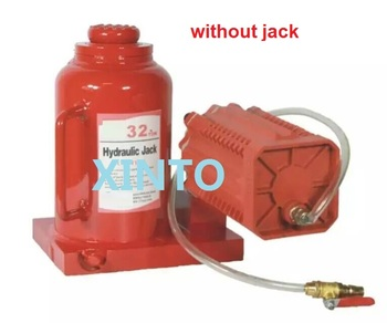 20T–100T hydraulic jack Pneumatic strengthener for hydraulic jack, pneumatic power booster for hydraulic jack