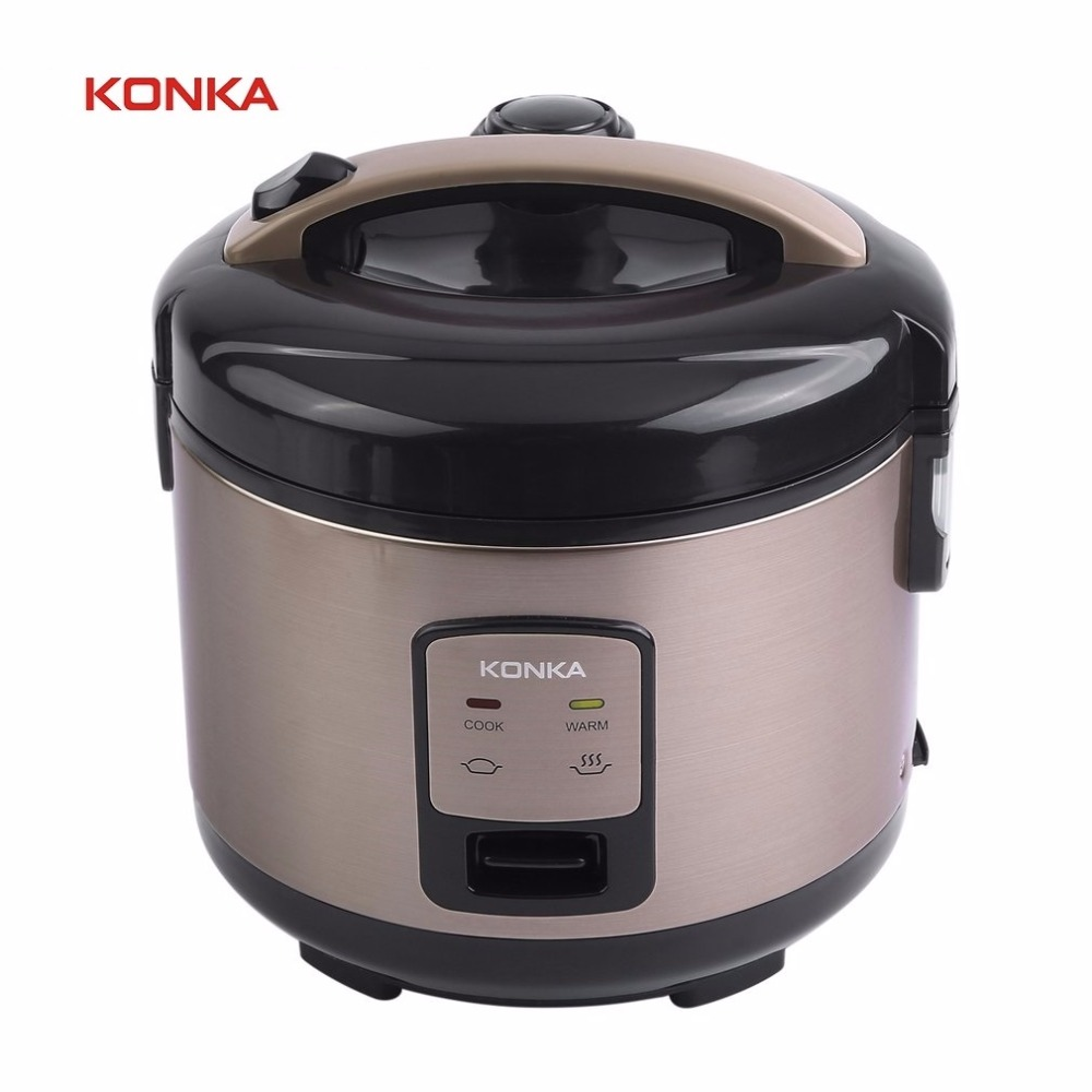 KONKA Smart Electric Rice Cooker 3L Heating Pressure Cooker Home Appliances for Kitchen KRC-30JX37 220V 50Hz 500W rice cooker parts paul heating plate 900w thick aluminum heating plate