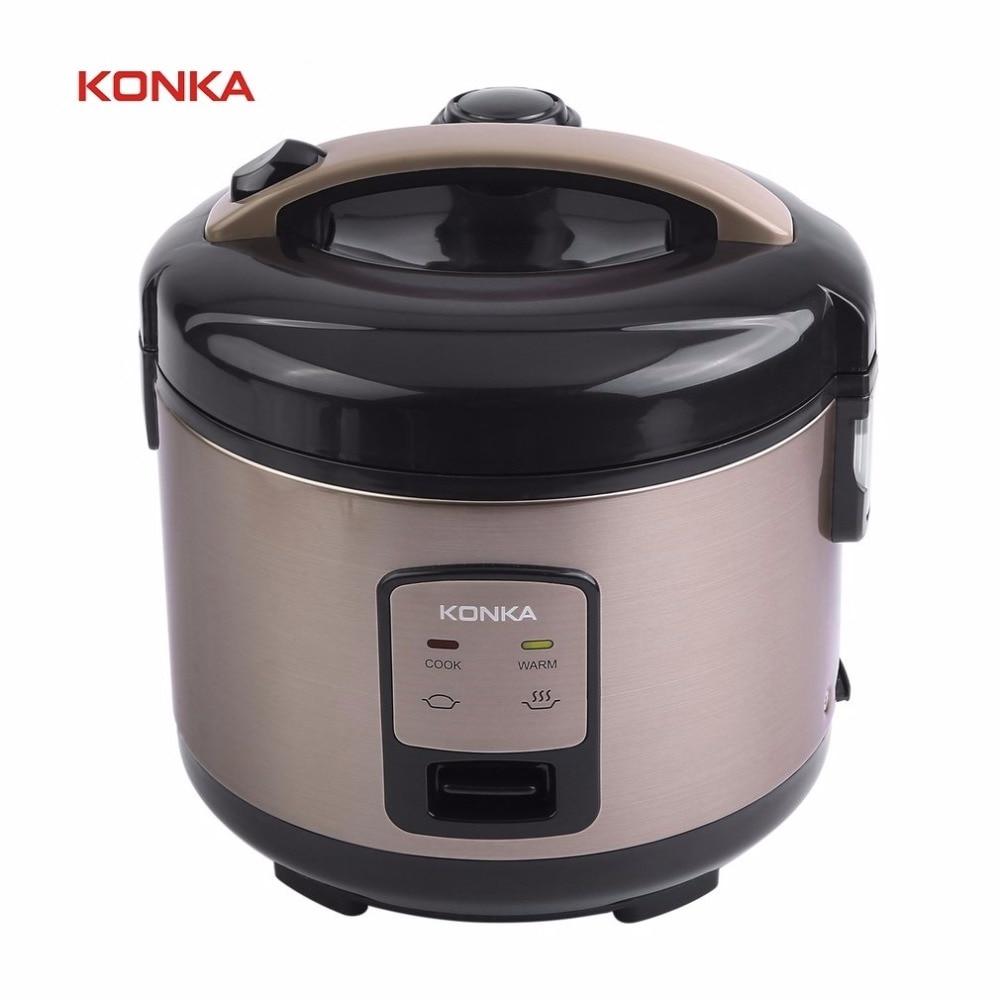 KONKA Smart Electric Rice Cooker 3L Heating Pressure Cooker Home Appliances for Kitchen KRC-30JX37 220V 50Hz 500W universal electric pressure cooker parts air pressure release valve set
