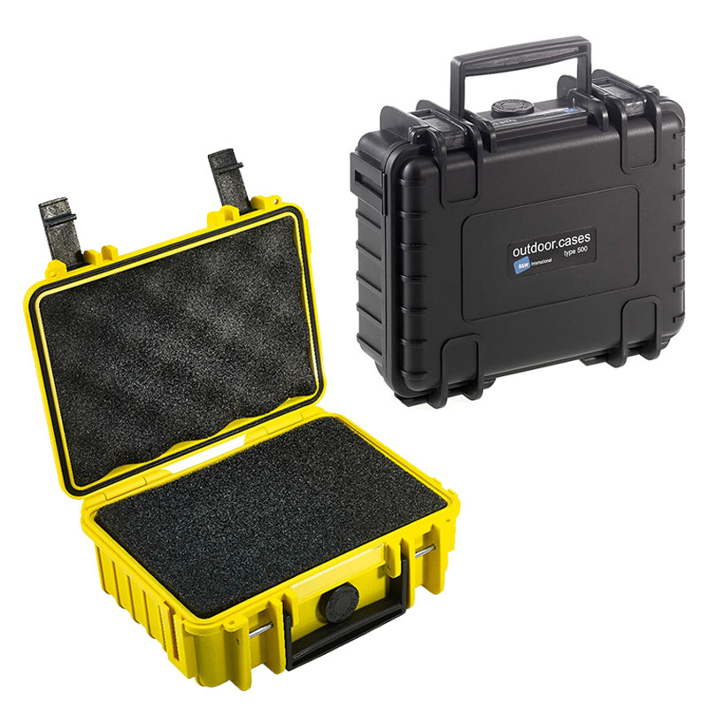 Roadfisher Small Waterproof Shockproof Case Moistureproof Protection Storage Seal Box For Camera Lens UAV Drone Experiment Tool