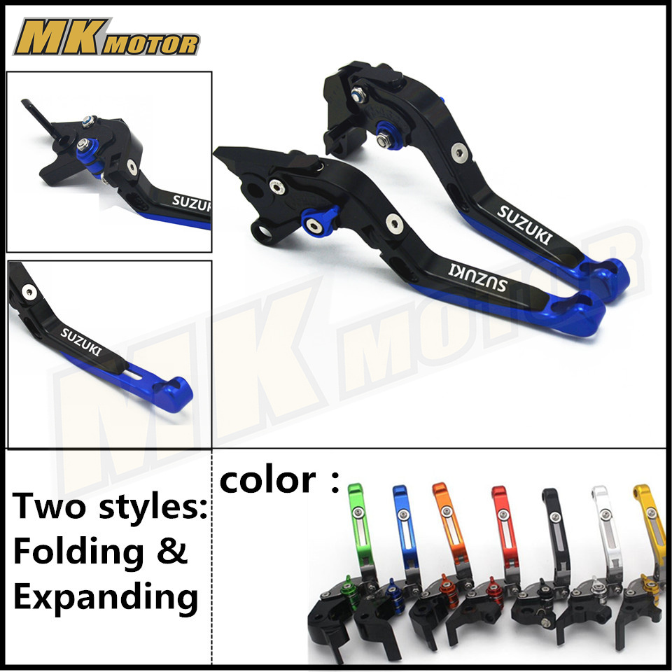 CNC Motorcycle Brakes Clutch Levers  For SUZUKI GSR600 GSR 600 2006-2011 2007 2008 2009 2010 cnc motorcycle brakes clutch levers for suzuki gsxr600 gsxr750 gsxr1000 gsxr 600 750 1000 2005 2006 2007 2008 2009 2010