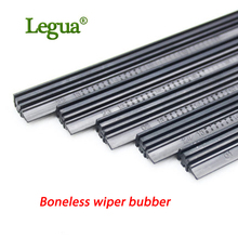High Quality Boneless Rubber Car Wiper Blade Strips Windscreen 14161718192021222426283032