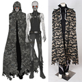 2016 Newest anime costume Sword Art Online Gun Gale Online Sterben Death Gun Cosplay Costumes halloween costumes for adult men
