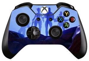 Image 3 - 1Pcสติกเกอร์ผิวสำหรับMicrosoft Xbox One Game Controller Gamepadสติกเกอร์สำหรับXbox One Controllerไวนิล