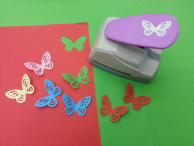 Aliexpress Buy Free Ship 2 Inch Butterfly Punch Paper Craft