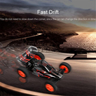 ZINGO 9115 Racing Trucks Micro Off-Road RTR High Speed 20km/H Impact-Resistant PVC Shell Drifting Tiny Vehicle Rc Toys Gifts