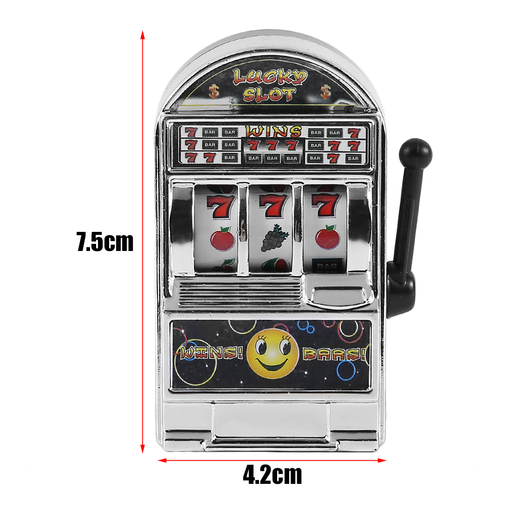 OCDAY Children s Slot Machine Mini Toy Lucky Jackpot For Fun Birthday Gift Kids Safe Happy Day New Style Healthy Design Hot!