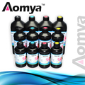 UV Led Ink Suit For Epson R1800 R1900 R2000 R3000 4800 4880 printer for hard material,500ml*12 PB MB B C M Y W LC LM LB LLB GO