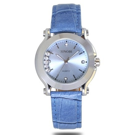 original brand luxury watches women leather strap rhinestones crystal ladies quartz watch relogios femininos de marca