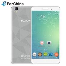 BLUBOO Maya 16 GB Smartphone Réseau: 3G 5.5 pouce Android 6.0 MTK6580 Quad Core 1.3 GHz RAM: 2 GB Batterie 3000 mAh 13.0MP Caméra