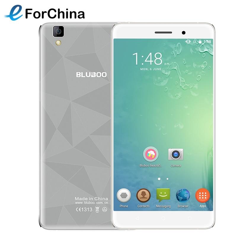 BLUBOO Maya 16GB <font><b>Smartphone</b></font> Network: 3G 5.5 inch Android 6.0 MTK6580 Quad Core 1.3GHz <font><b>RAM</b></font>: <font><b>2GB</b></font> Battery 3000mAh 13.0MP Camera