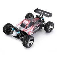 WLtoys A959 2.4GHz 1/18 Full Proportional RC Cars 4WD Vehicle 45KM/h High Speed Electric RTR Off road Buggy Remote Control Car