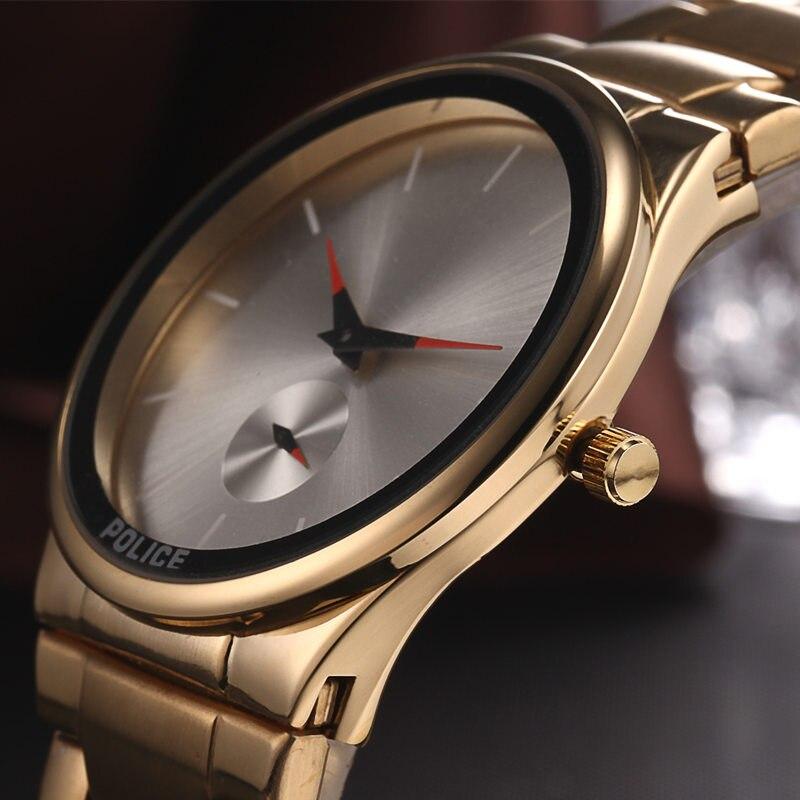 Luxury Brand Top Quality Wristwatch Rose Gold Sport Mens Quartz Watch Women s Watches Free Shipping