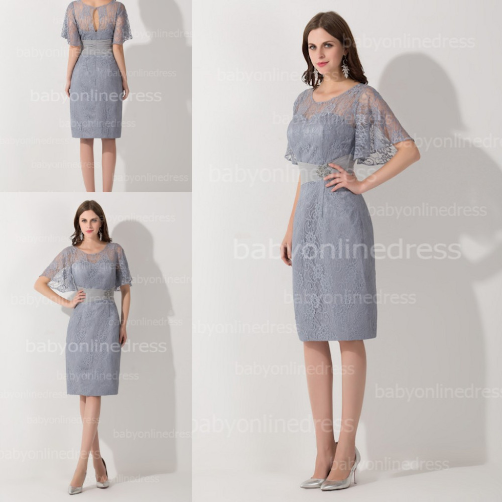 Collection Grey Dresses For Mother Of The Bride Pictures - Kcraft