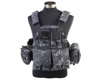 4 Colors Airsoft Military Tactical Wargame 1000D US Navy Seals Molle LBT 6094 Vest High Quality