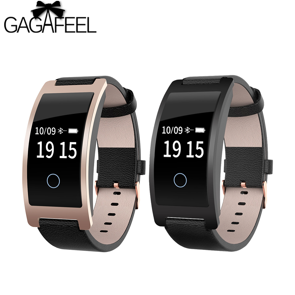 GAGAFEEL Sport Smart Watches for IOS iphone Android Heart Rate Monitor Smart Bracelet Men's Women's Fitness Tracker Clock gagafeel smart watch for men women qs80 bluetooth smart watches fitness heart rate monitor smart bracelet for android ios