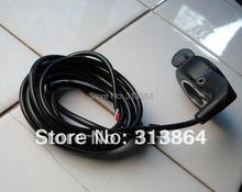 Electric Bicycle Thumb Throttle without Handle Grips no battery indicator no on off switch Wuxing FT
