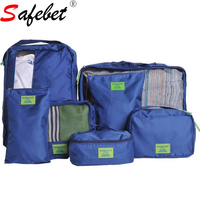 Varisized Light Organizer Storage Luggage Bags For Travel Camping For Clothing Cosmetics Shoes Socks Underwears Bras