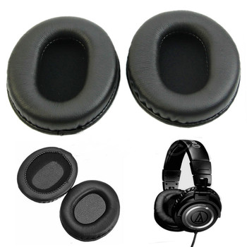 20 Pair Replacement Ear Pads Cushions For Audio--Technica ATH-M40 ATH-M50 M50X M30 M35 SX1 M50S ATH Headphones