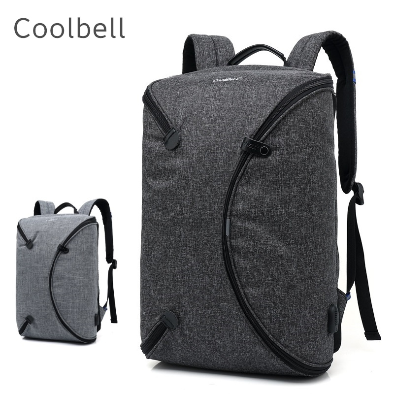 2018 Newest Coolbell Brand Backpack For Laptop 15