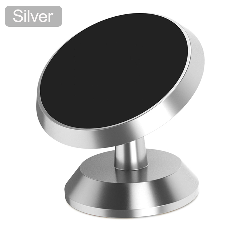 Phone Car Holder Magnetic 360 Degree Rotation Small Size Board Stand Magnet Mount