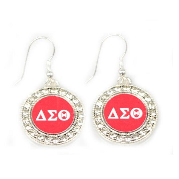 Delta Sigma Theta Earrings: Aliexpress.com : Buy Free Shipping Greece Sorority Delta