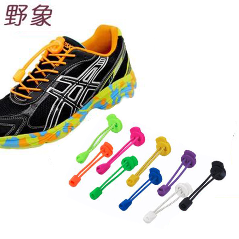 wholesale fashion no tie shoelace Locking Shoe Laces Elastic Shoelace for Shoestrings Running/Jogging/Triathlon/Sports Fitness high quality compatible projector bulb with housing et lad35 fit for pt d3500 pt d3500e