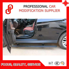 Automatic scaling aluminium alloy Electric pedal side step running board for X3