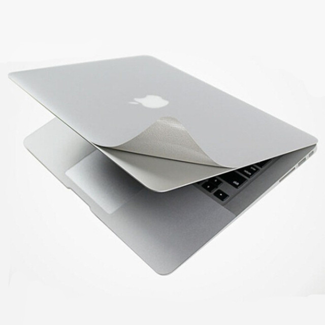 New!Full body sticker for Macbook guard Case Bottom Cover surface pro air retina Protective Film for Apple MAC 11 13 15