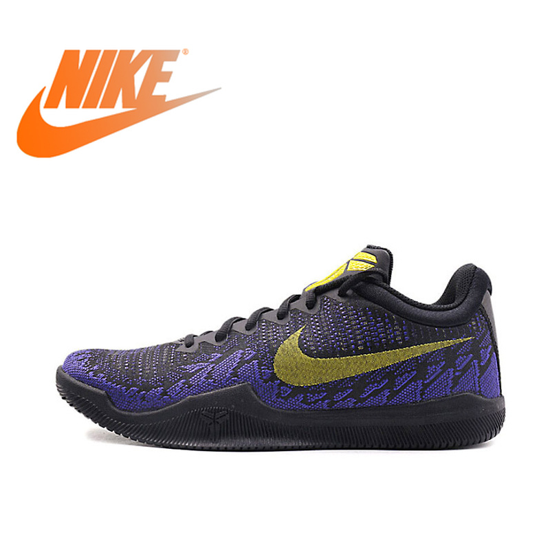 Nike Mamba Rage EP Kobe Men's Basketball Shoes Breathable Stability Sneakers Outdoor Sports Designer Low Top High Quality 908974
