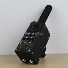 3-axis pan tilt controlador Remoto para motorizada cabeça para camera jib braço