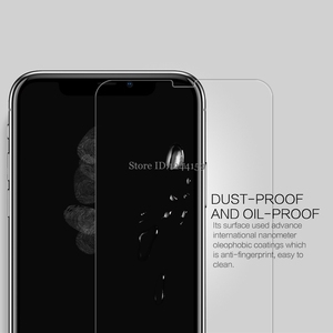 Image 5 - Tempered Glass for iPhone XS Max Screen Protector for iphone 11 Pro Max Nilkin Amazing H&H+Pro Clear Glass Film for iPhone XR XS